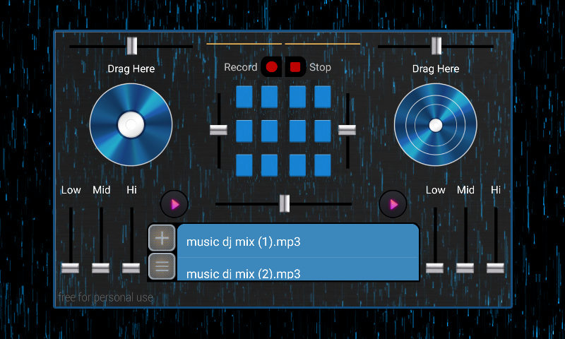 virtual dj mixer games