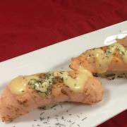 Torch Salmon Sushi