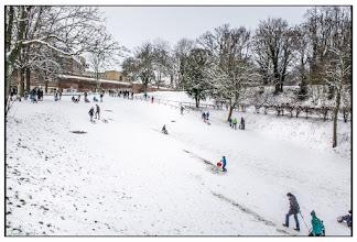 Photo: Kinderfreuden im Winter