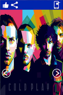 Coldplay Wallpapers HD - náhled
