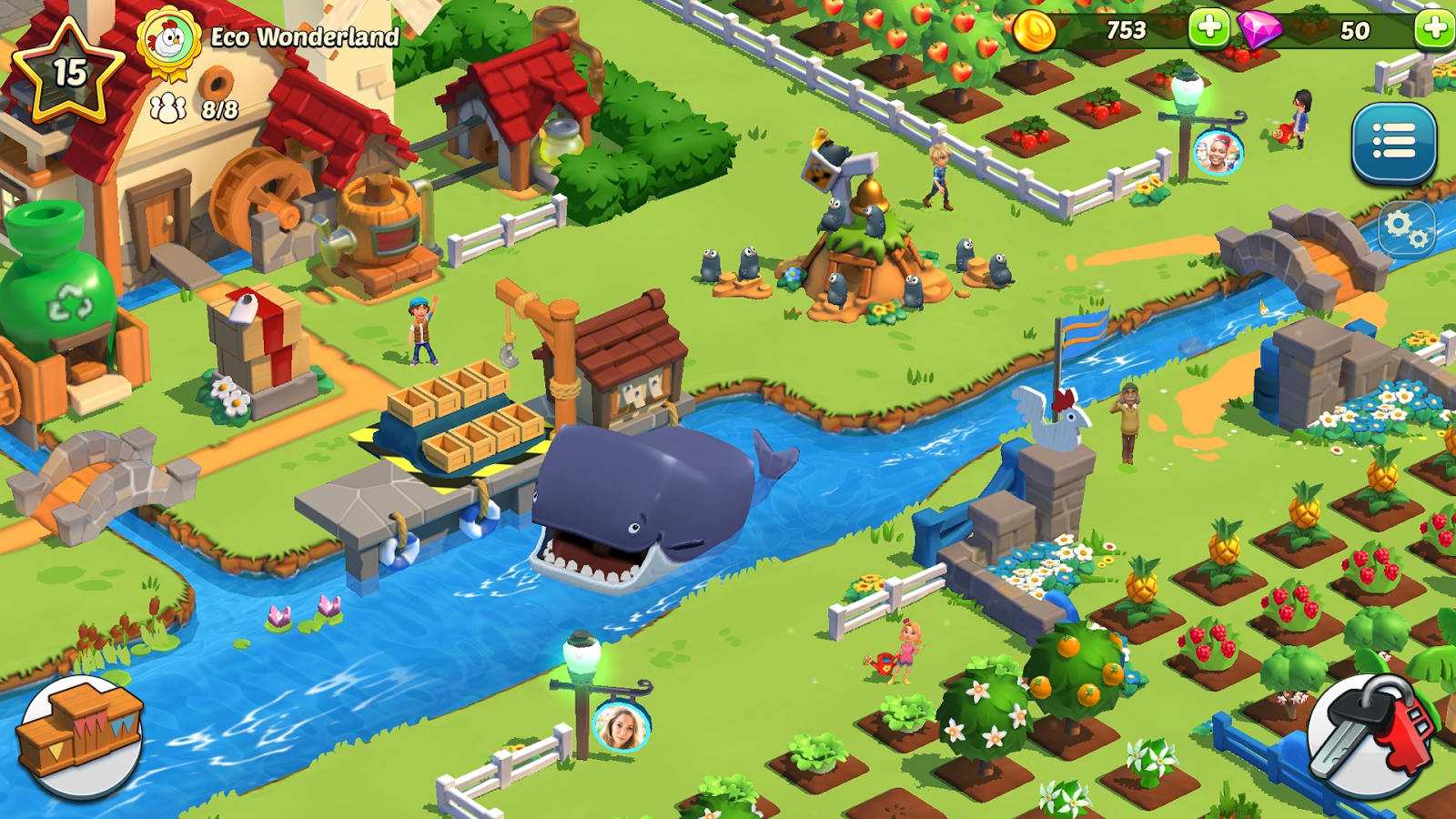 Country Friends- screenshot