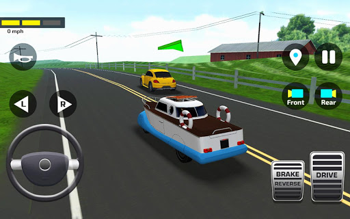 Car Driving & Parking School 2.4 11