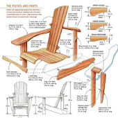 50 Free Woodworking  Plans & Woodworking Designs