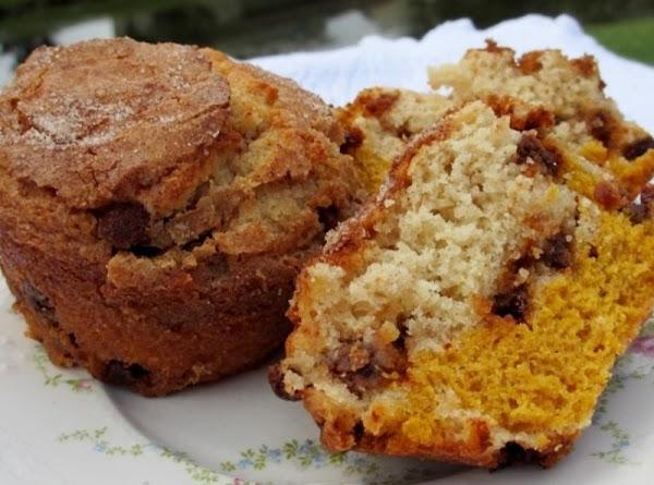 Autumn Cinnamon Chip Muffins Recipe
