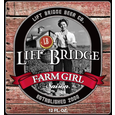 Logo of Lift Bridge Farm Girl Saison