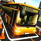 City Bus Parking Sim 2017