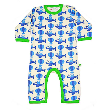 Sture & Lisa Pyjamas Toy Airplane