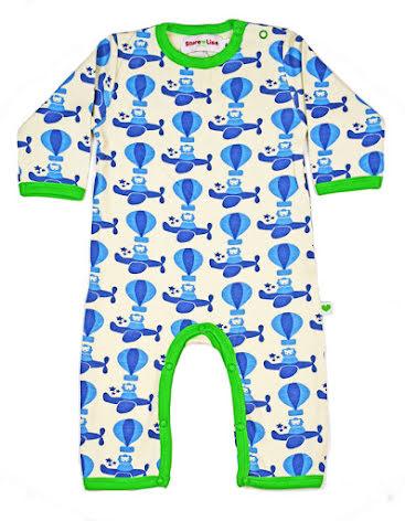 Sture & Lisa Pyjamas Toy Airplane