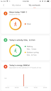 Mi Fit App Download For Android and iPhone 4