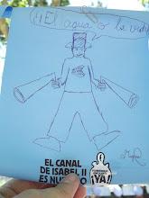 Photo: El mensaje de Miguel.