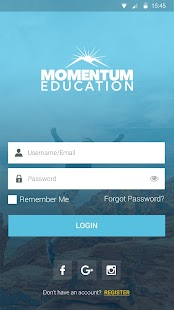 Momentum Education- screenshot thumbnail
