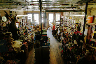 Photo: First floor of the old Country Store