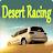 Car Racing Desert Racing Dubai King of racing logo