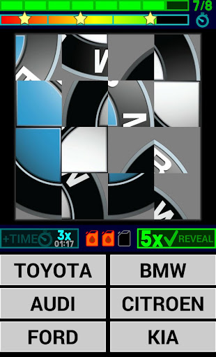 Cars Logos Quiz HD  screenshots 10