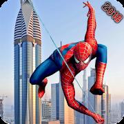 Super Spider Hero Amazing Spider Super Hero Time 2