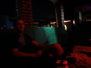 Photo: At a disco the Rwandan way ;)