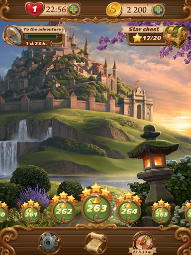 Solitaire Magic Story Offline Cards Adventure screenshots 10