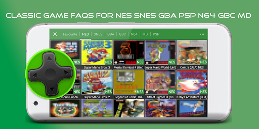 Download FAQs & Emulators for GBA SNES N64 2 3 1 APK MOD