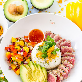 Copycat Bonefish Grill Tuna Bowls Recipe