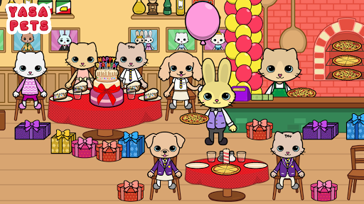 Yasa Pets Town screenshot 3