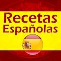 Recetas Españolas icon