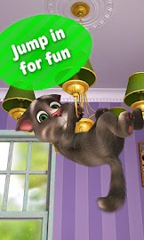 Talking Tom Cat 2 Screenshot 4