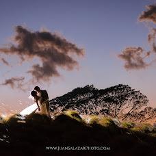 Wedding photographer Juan Salazar (juansalazarphoto). Photo of 19.09.2017