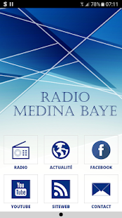Radio Medina Baye- screenshot thumbnail