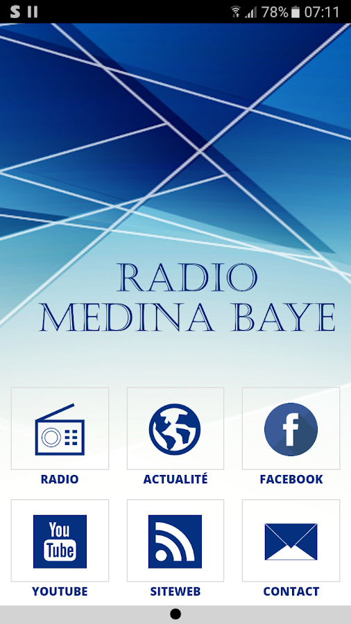 Radio Medina Baye- screenshot
