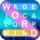 Word Search Pop - Free Fun Find & Link Brain Games icon