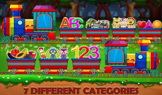 Kindergarten Puzzle Express | Preschool Puzzles - náhled
