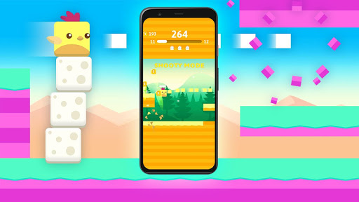 Stacky Bird: Hyper Casual Flying Birdie Game screenshots 8