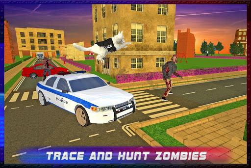 無料模拟Appの死んだゾンビVS警察犬|記事Game