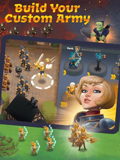 Battle Legion apktram screenshots 17