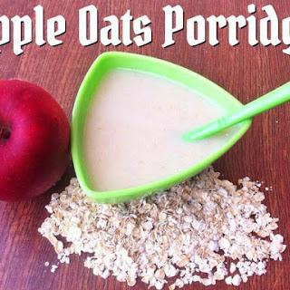 Apple Oats Porridge Recipes