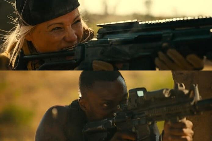 Rogue 2020 (La mercenaria)