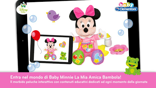Baby Minnie Mia Amica Bambola apkmr screenshots 11