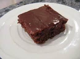 Chocolate Syrup Brownies Recipe