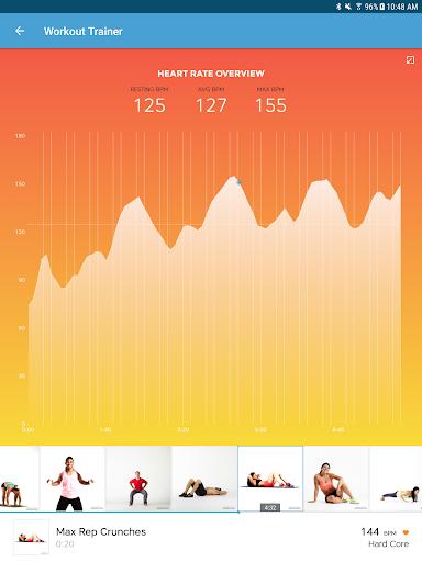 Workout Trainer screenshot 10