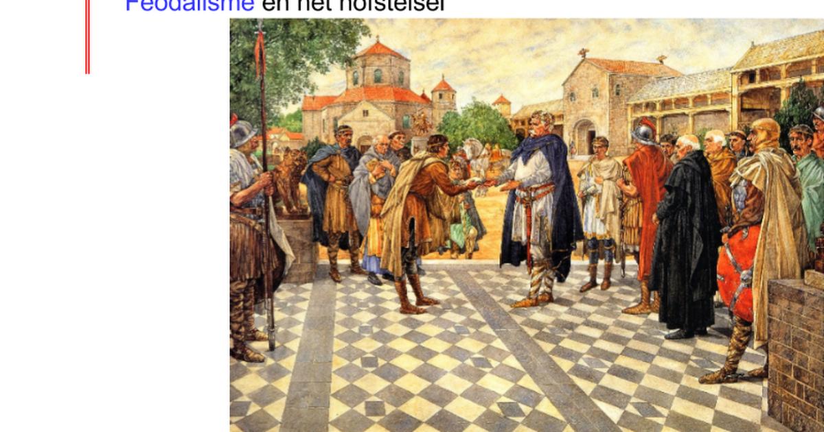 Middeleeuwen - Google Slides