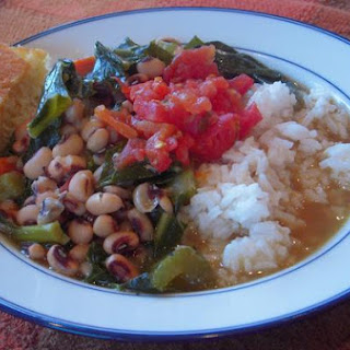 New Year's Hoppin' John Soup