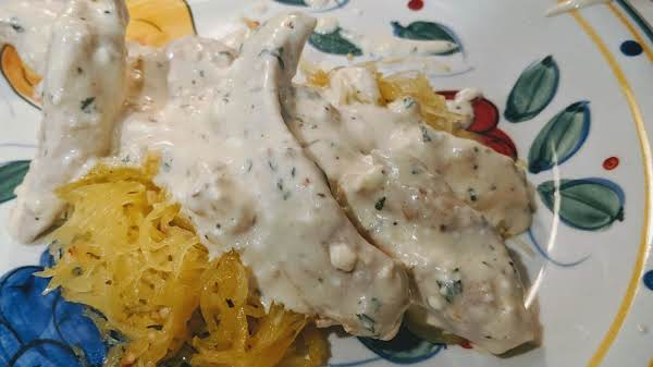 Easy One Skillet Chicken Alfredo Lc/keto Recipe