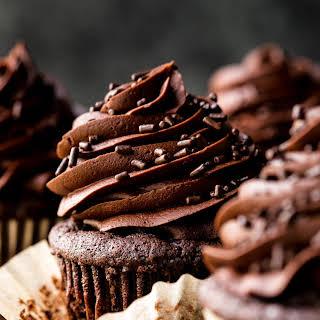 Super Moist Chocolate Cupcakes.