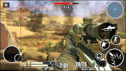 Desert Sniper 3D: Battleground Battlefield! 1.1 {cheat|hack|gameplay|apk mod|resources generator} 2