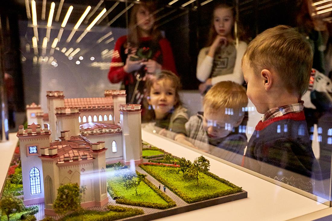 Достопримечательности Беларуси: Страна мини