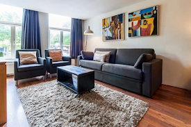 Rembrandtplein Square Apartment I
