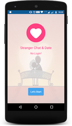 Stranger Chat & Date  screenshots 1