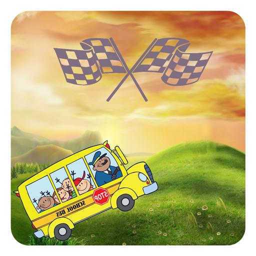 Simulator Schoolbus HillClimb