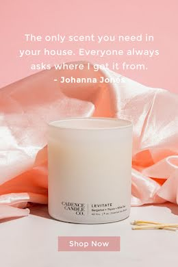 Cadence Candle Co - Pinterest Pin item