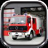 911FIRETRUCK secours d'urgence